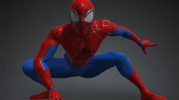 400 $ Spider-Man NFT ressemble à une scène de la PS2