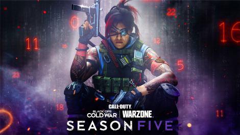 La saison 5 apporte un double agent de mode de jeu semblable à nous à Black Ops Cold War, plus d'ajouts sur la feuille de route