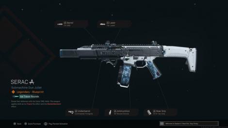 Le meilleur chargement de CX-9 dans Call of Duty : Warzone
