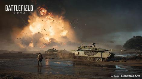 Le PDG d'Electronic Arts dit que nous devrions considérer Battlefield comme un service