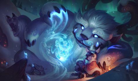 Les joueurs de League of Legends marquent ARAM pentakill en associant Ryze et Nunu ultimates
