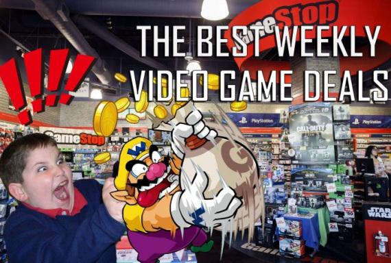 Les meilleures offres de jeux vidéo en ce moment   Discounted Games Guide