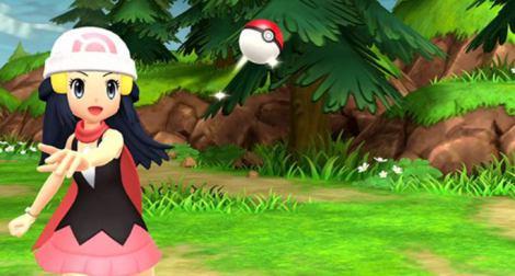Pokemon Brilliant Diamond et Shining Pearl annoncés pour Switch,