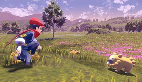 Pokemon Legends: Arceus annoncé pour Switch