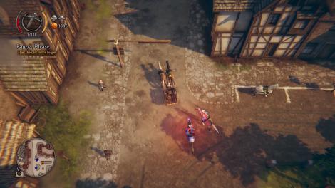 Rustler est une version médiévale ironique de Grand Theft Auto classique – Aperçu PS5
