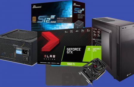 Config PC gamer pour 800 € euros