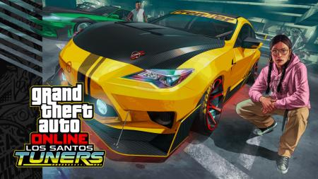 GTA Online : Los Santos Tuners - Disponible maintenant