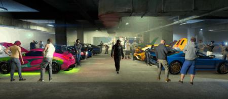 Le DLC Los Santos Tuners arrive sur GTA Online le 20 juillet
