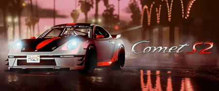 La Comet S2 de Pfister est disponible dès maintenant dans GTA Online