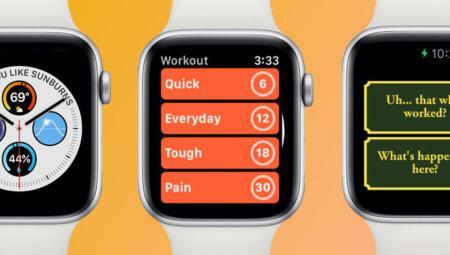Les meilleures applications domotiques de l'Apple Watch en 2021
