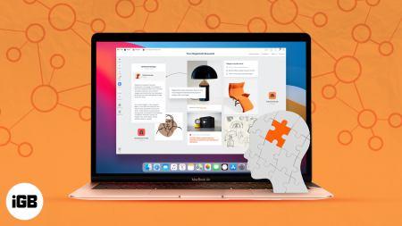 Meilleur logiciel de cartographie mentale pour Mac en 2021