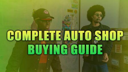 Best Auto Shop in Los Santos Tuners - Guides de configuration complets