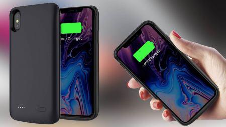 Les meilleurs étuis de batterie pour l'iPhone Xs Max en 2021
