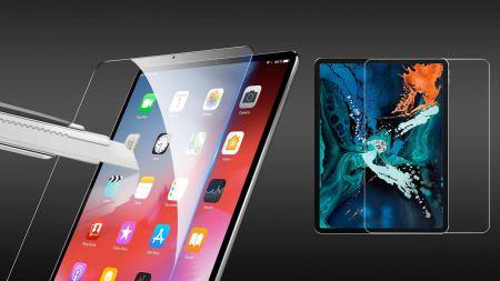 Les meilleurs protecteurs d'écran pour iPad Pro 2018 de 12,9 pouces en 2021.