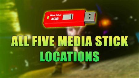 Tous les emplacements des bâtons de médias pour Los Santos Tuners (Déverrouiller CircoLoco EP & CircoLoco Tee)